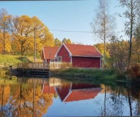 Seven-Bedroom Holiday Home in Knared
