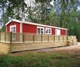 Two-Bedroom Holiday Home in Knared