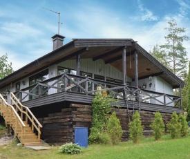 Holiday home Hallstavik Herräng