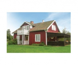 Three-Bedroom Holiday Home in Mariannelund