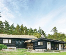 Four-Bedroom Holiday Home in Hammaro