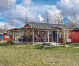 Four-Bedroom Holiday Home in Farjestaden