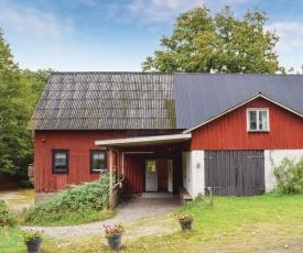 Nine-Bedroom Holiday Home in Stromsnasbruk